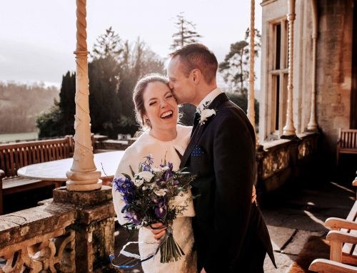 Andrew & Jenna at Orchardleigh Estate