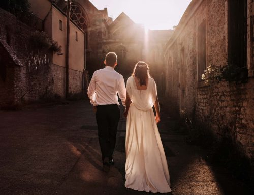 Helen & Oliver at Silk Mill