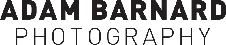 Adam Barnard Photography Retina Logo